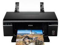 Печать на струйном принтере