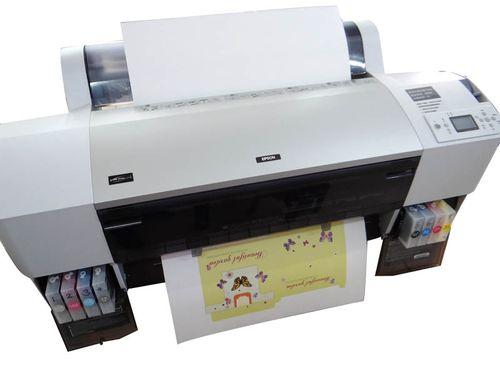 Какая бумага лучше подойдёт для струйного принтера