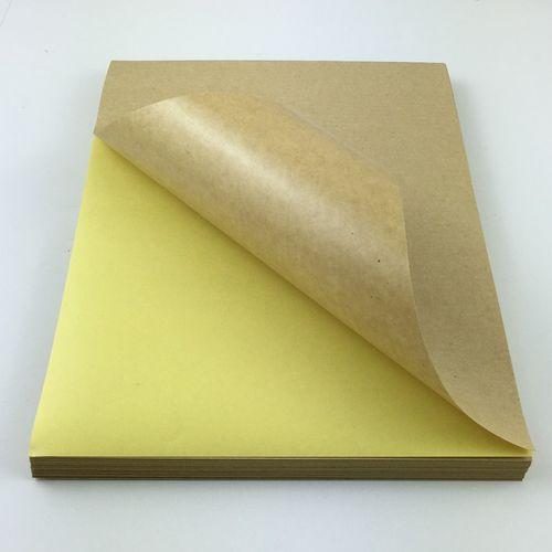 Бумага для наклеек А4