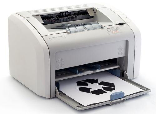 Что делать, если принтер не берет бумагу