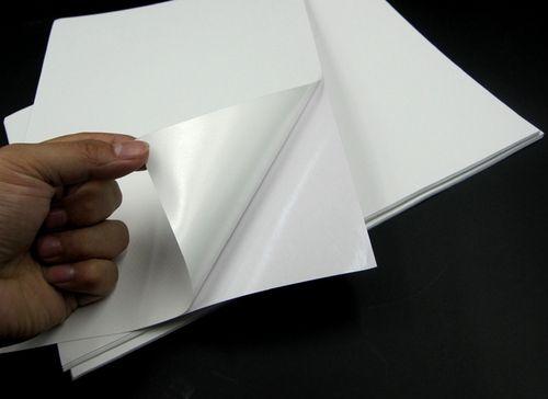 Глянцевая бумага