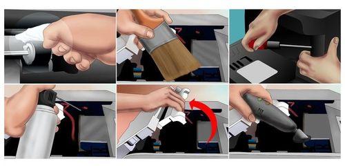 Инструкция по очистке головки