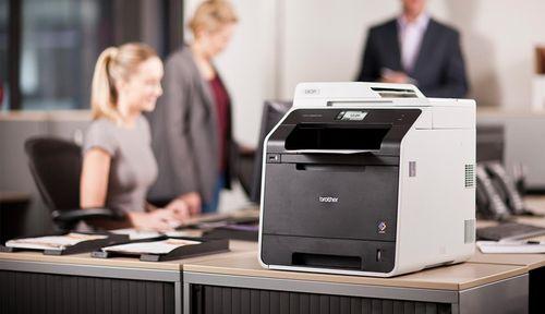 Принтер в офисе