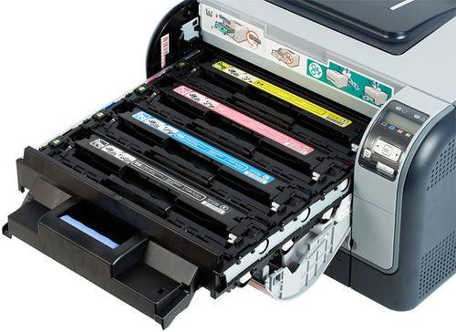 Инструкция как заправить картридж принтера Canon