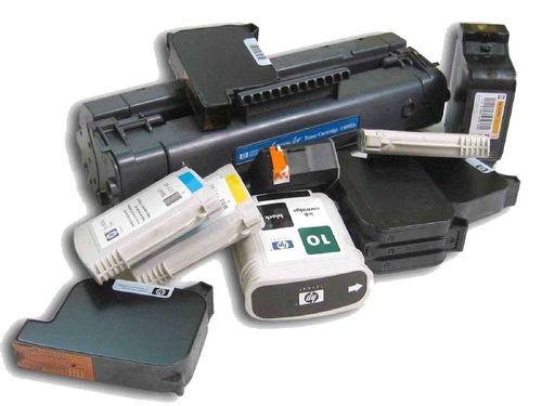 Как заправить лазерный и струйный принтер HP