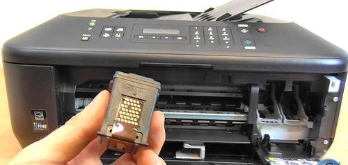 Коды ошибок принтера Canon и варианты их устранения