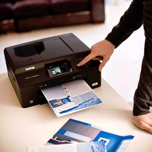 Печать документов на принтере