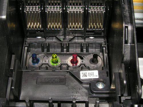 Ошибка принтера 5B00: выдает Canon MG2440, MP280