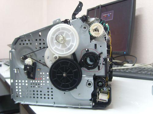 Значение ошибки принтера Е8