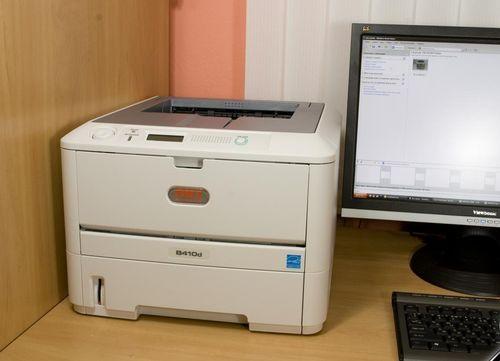Распространенные ошибки принтеров Oki