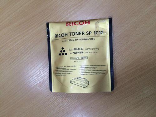 Тонер Ricoh SP 101E (407062)