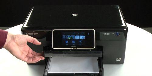 Принтер HP не видит бумагу