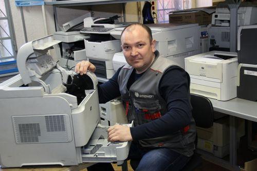 Принтер HP не видит картридж: как устранить проблему