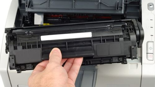 Как можно сбросить ошибку принтера
