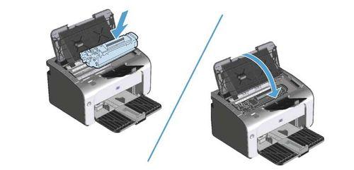 Что означает ошибка принтера E2