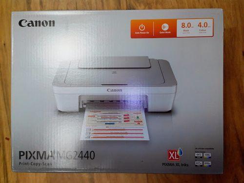 Новый принтер MG2440