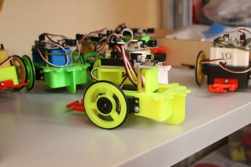 Модель 3Д печати