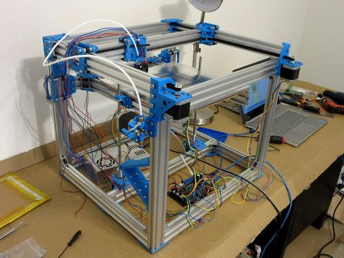 H-bot 3d принтер делаем своими руками фото 823