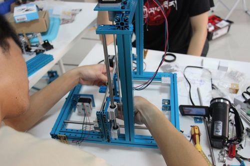 H-bot 3d принтер делаем своими руками фото 209