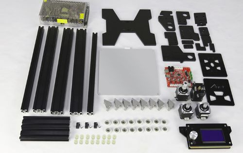 Составляющие части 3D-принтера
