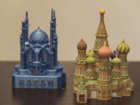 Фигурки сделанные на 3D печати