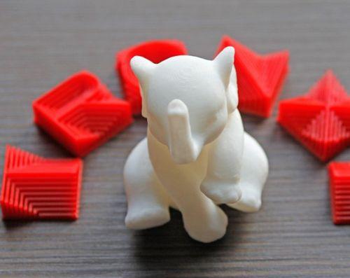 Игрушка распечатанная на 3d принтере