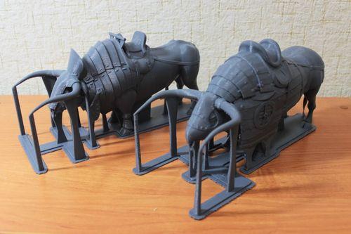 Характеристики моделей 3d принтера Makerbot replicator