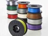Разноцветные нити для 3d принтера