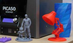 Обзор моделей 3d принтера Picaso