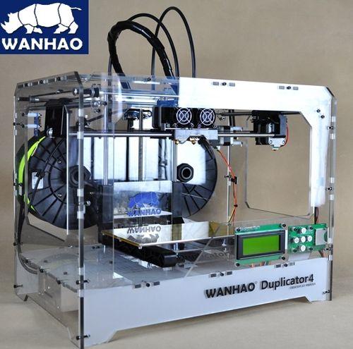 Принтер Wanhao duplicator 4x dh