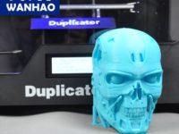 Пример печати Wanhao Duplicator