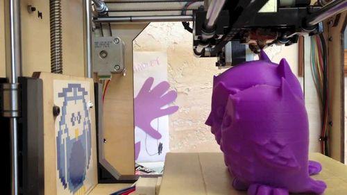 Обзор моделей 3d принтера Wanhao duplicator