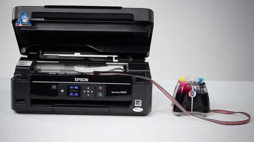 Установка принтера «Epson»