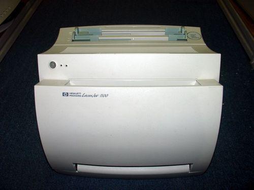 LaserJet P1100