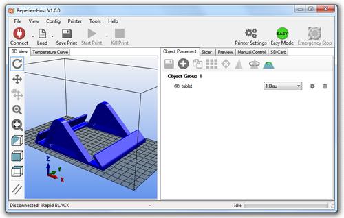 Программы для создания моделей на 3d принтер