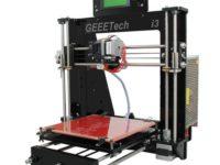 3D принтер Heacent Reprap Prusa i3 3D