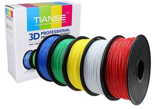 Пластиковые нити для 3D печати
