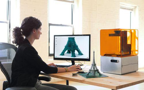 Фотополимеры в 3D-печати