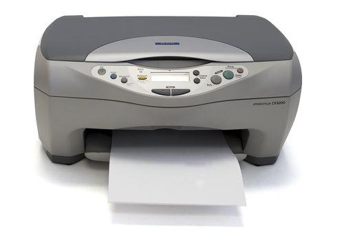 Варианты, как напечатать чек на принтере
