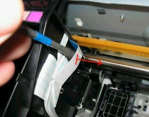 Печатающая головка принтера