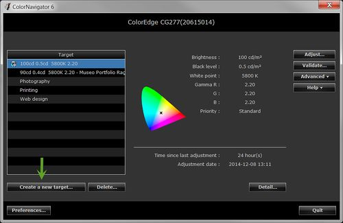 ColorNavigator Epson