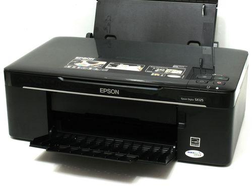 EpsonStylus SХ125