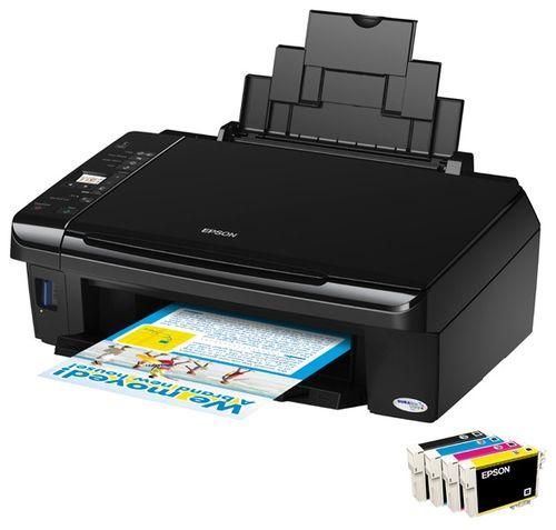 Обзор драйвера для принтеров EpsonStylus