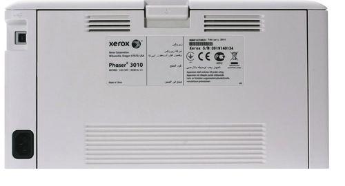 Xerox Phaser 3010 вид сзади