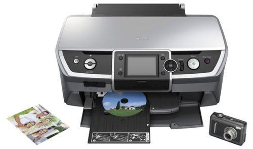 Обзор моделей принтера Epson Stylus Photo