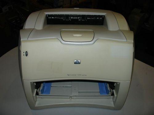 HP принтер