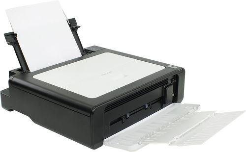 Принтер в разложенном положении