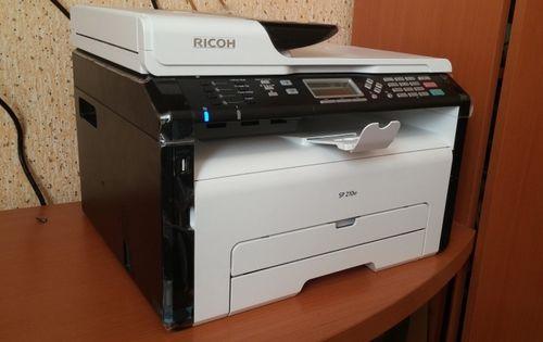 Драйвера для принтера ricoh для windows 7 и 10.