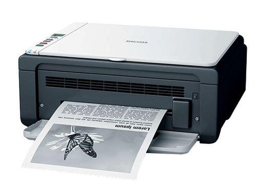 Печать страниц