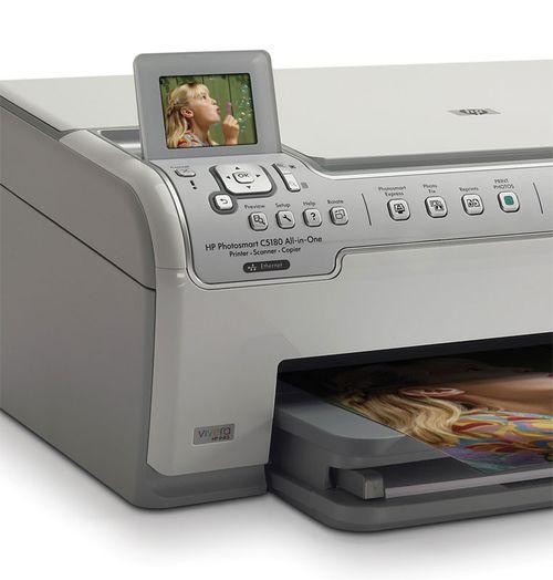 Многофункциональный принтер HP Photosmart C5183